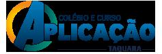 Site institucional Colégio Aplicação Rio unidade Taquara